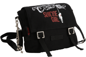 Suicide Girl - Pandora Bag
