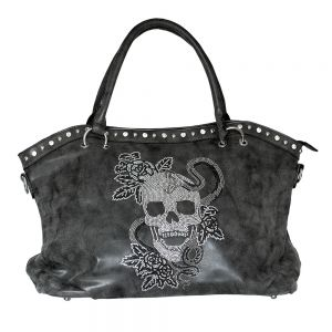 Snake of Death Shopper Damenhandtasche