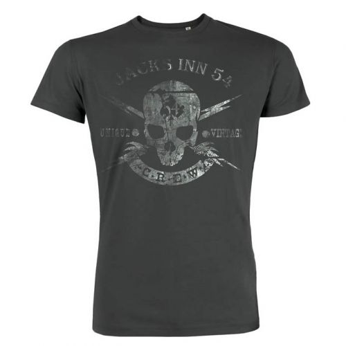 Jack's Inn 54 Crew T-Shirt anthracite